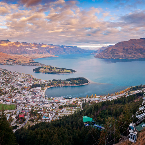Queenstown Lake Wakatipu DISCOVER
